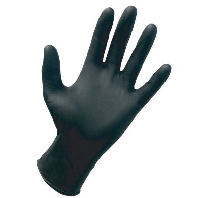 100 x Nitrile Disposable Gloves
