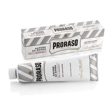 Proraso Sensitive Shaving Cream Tube - 150ml