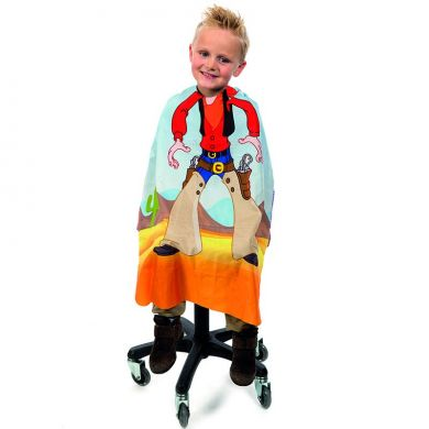 Sibel Children's Cape - Cowboy