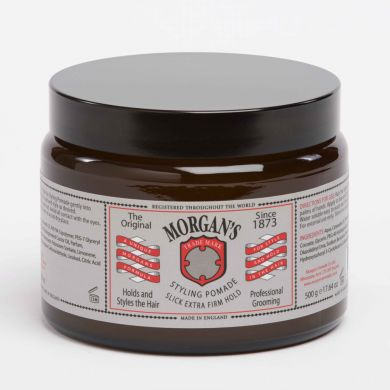 Morgan's Styling Pomade Slick & Extra Firm Hold - 500g