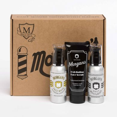 Morgan's Spa Facial Gift Set