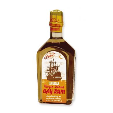 Clubman Pinaud Virgin Island Bay Rum After Shave Cologne - 177ml