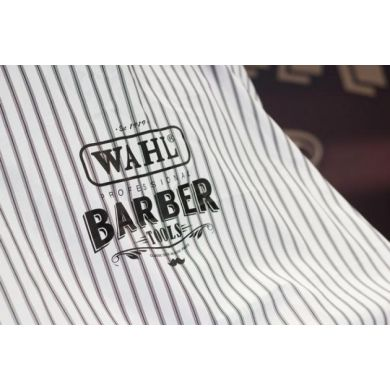 Wahl Professional Pinstripe Barber Cape