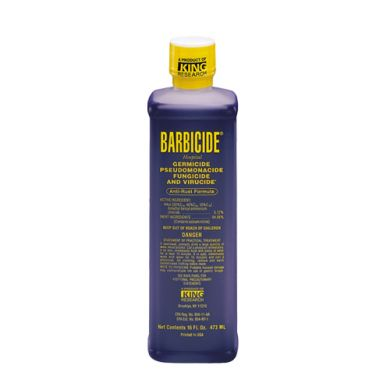Barbicide Solution - 473 ml / 16oz.