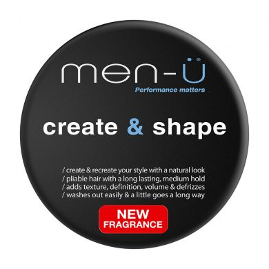 men-ü Create & Shape - 100ml