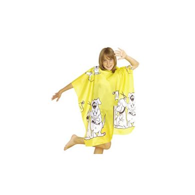 Hair Tools Children's Doggy Gown in Yellow