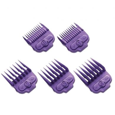 Andis 5 Piece Magnetic Comb Set (#0 - #4)