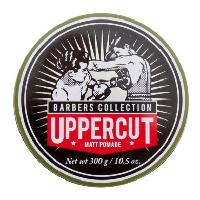 Uppercut Deluxe Matt Pomade Max Tin - 300g