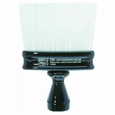 Pro-Tip Colonial Neck Brush - Black