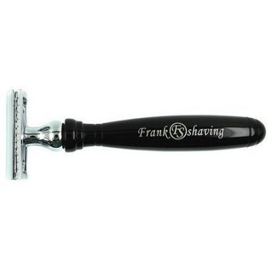 Frank Shaving Double Edge Razor - Black Handle