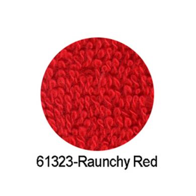12 Luxury Barber Towels - Red