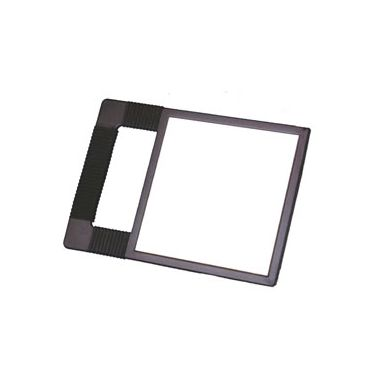 Hair Tools Square Mirror in Black