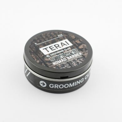 Nomad Barber Terai Grooming Clay - 85g